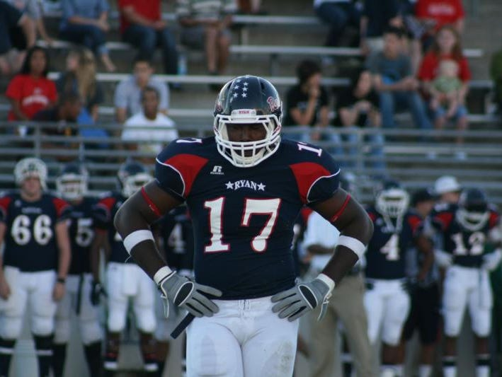 Denton Ryan's Mario Edwards will be among North Texas players in the NFL draft.
