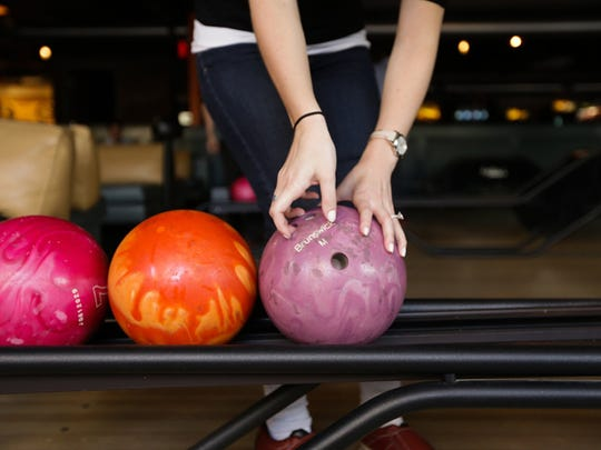 Bowling is a favorite activity at Punch Bowl Social.
