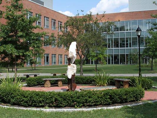 Memorial Garden at RCC