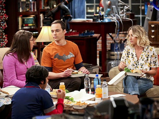 The Big Bang's season finale airs Thursday night.