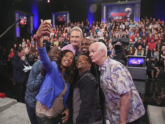 """Whose Line Is It Anyway"" is back for a 12th season."