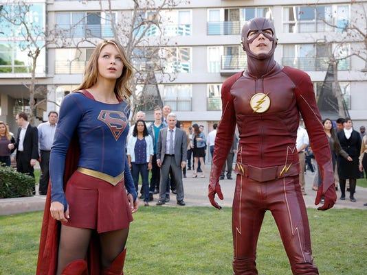 Supergirl/The Flash