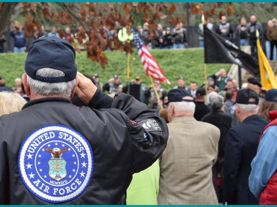 The New Jersey Vietnam Veterans' Memorial will honor veterans with a Memorial Day ceremony from 11 a.m. to 2 p.m. Monday, May 30, at the New Jersey Vietnam Veterans' Memorial in Holmdel.