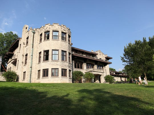 The ground of the Fair Lane, the former estate of Henry Ford and his wife, have reopened to the public.