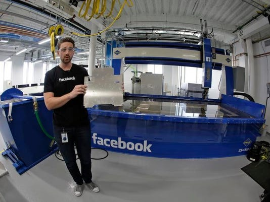 Facebook moving into hardware