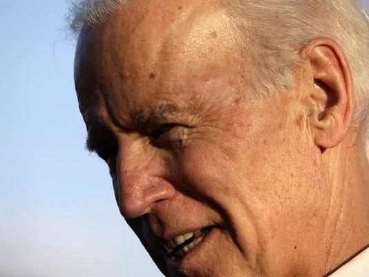 Joseph Biden.