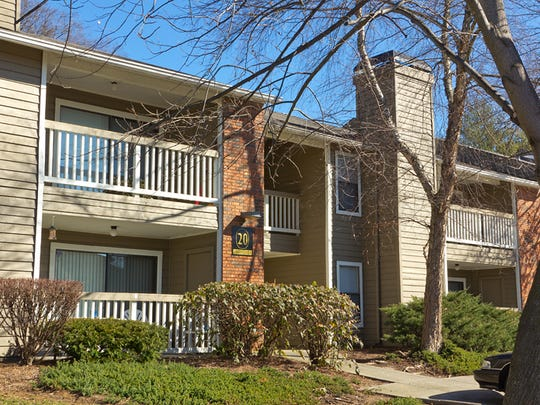 Arbors of Brentwood is the last of four apartments
