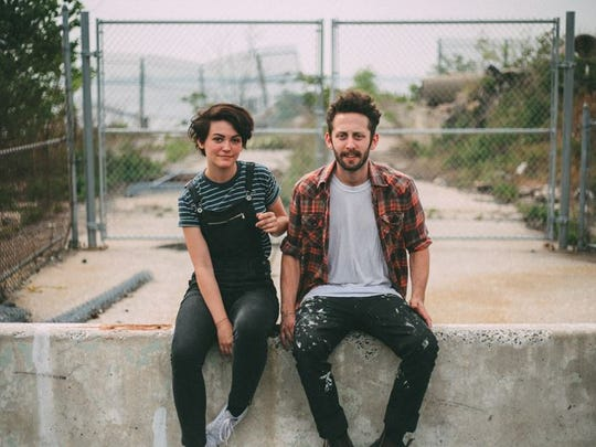 New Paltz pop-rock duo Diet Cig will headline this Ithaca Undergound show with an 8 p.m. Wednesday performance at Chanticleer Loft.