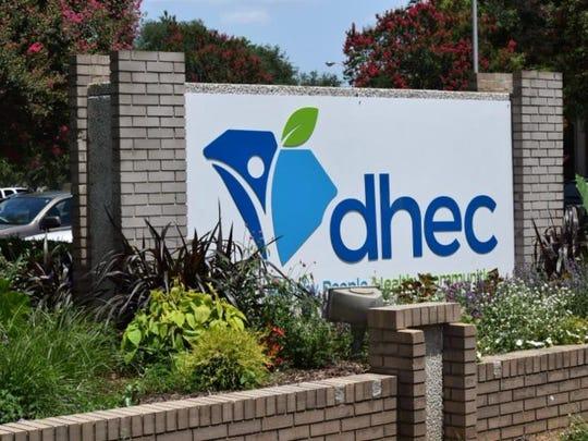 SC DHEC