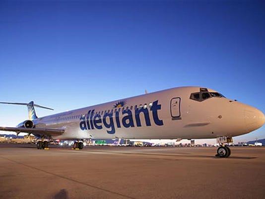 Allegiant Adding Flights From Springfield To Destin Fort