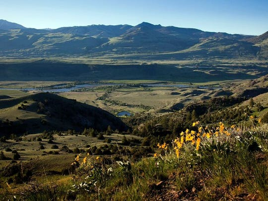 The owner of the Super Bowl-bound Atlanta Falcons and the co-founder of Home Depot bought the 6,300-acre West Creek Ranch in Montana's Paradise Valley.