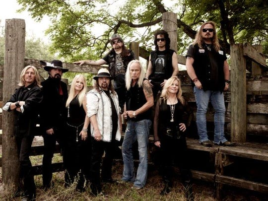Lynyrd Skynyrd performs Friday at The Show in Rancho