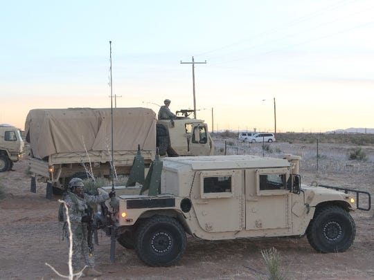Members of the 1st Armored Division Sustainment Brigade will lead a task force of about 2,000 soldiers, civilians and contractors who will provide key support to troops in Afghanistan.