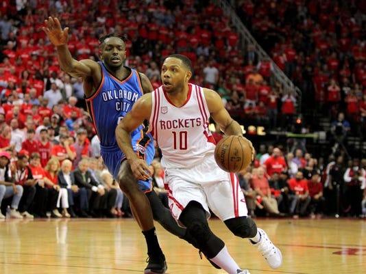 NBA: Playoffs Houston Rockets