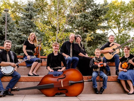 The Knudtson Family will perform at Shepherd of the
