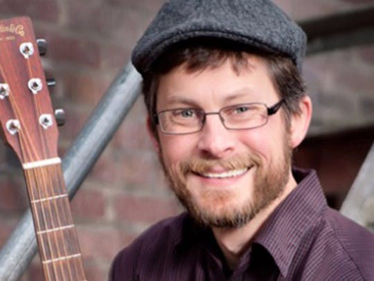 Musician Eric Ode will kick off the Salem Public Library's