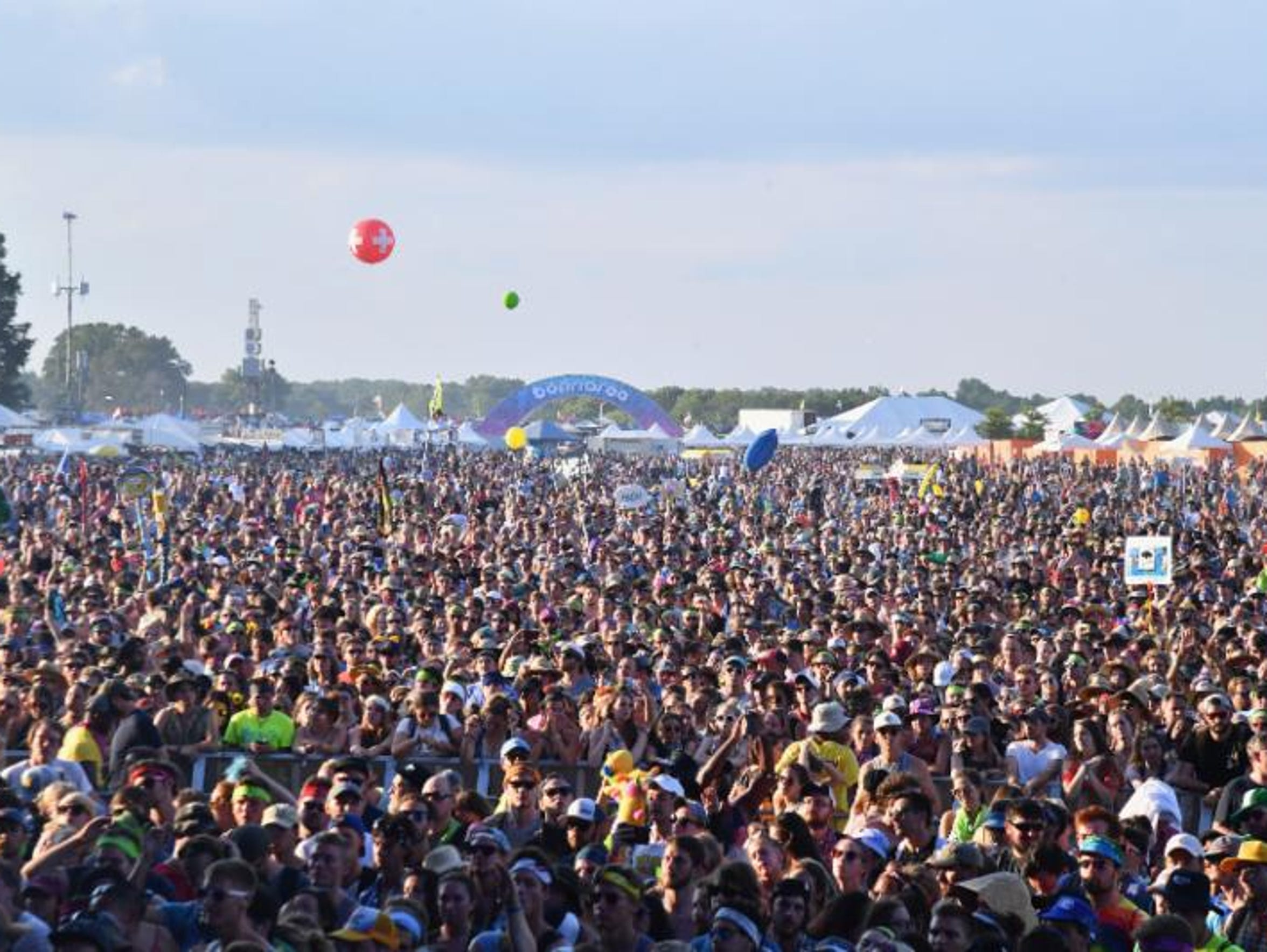 Bonnaroo 2017 brought a magical experience to festival-goers
