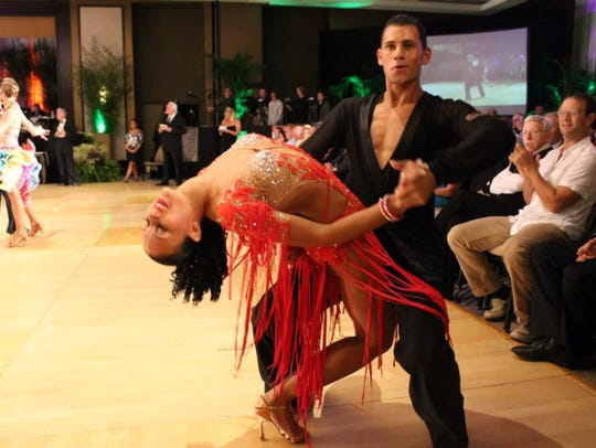 National and World champion dancers such as Vicente