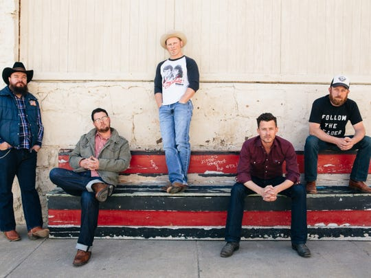 Turnpike Troubadours will perform at Thursday, July 20 at Concrete Street Amphitheater, 700 Concrete St. Doors open 7 p.m. Cost: $22.50 +service charge general admission; $37.50 +service charge front of pit. Information: 361-884-8085 or www.concretestreet.net.