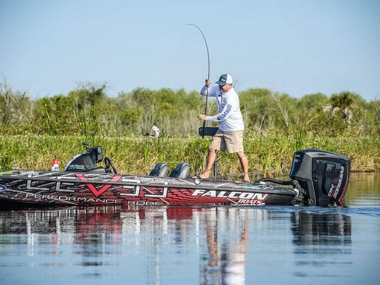 Anthony Gagliardi has won more than $2 million in 17 seasons as a bass pro.