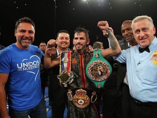 Linares victory