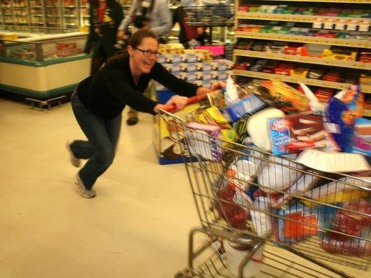 Supermarket Sweepstakes