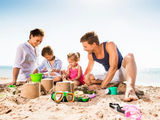 Festivals in the sun are great fun for the whole family