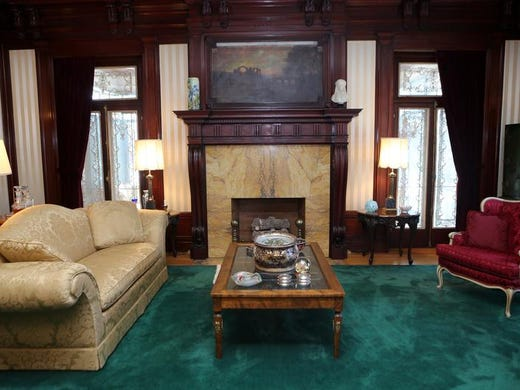 Cool Homes Herschede Mansion Offers Trip Back In Time