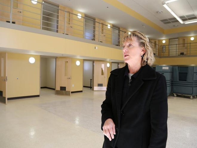 "Patti Wachtendorf, warden of the Iowa Correctional Institution for Women, says the new facilities will offer more space for treatment and education. ""Our biggest goal is to treat the mentally ill,"" she said. Almost two-thirds of Mitchellville prisoners have at least one chronic mental illness and are on psychiatric medication."