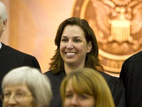 U.S. District Judge Stephanie Rose heard arguments