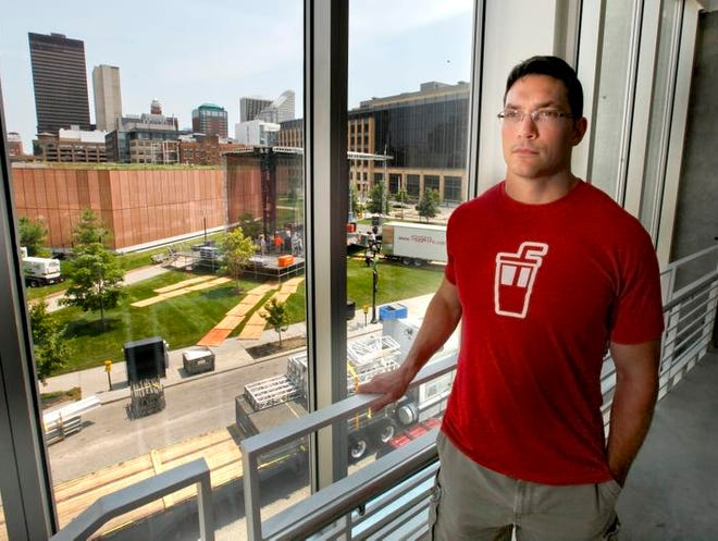 John Jackovin has been involved with consumer companies since he graduated from the University of Iowa with a business marketing degree in 1996. Shortly thereafter, he met his current business partner and taught himself software development.