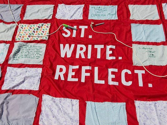 The Monument Quilt