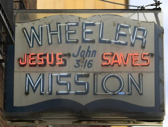 Wheeler Mission has launched a $6.5 million capital campaign.