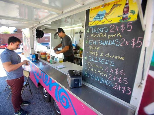 Louisville Food Truck Owners Applaud Requirement To Display Health