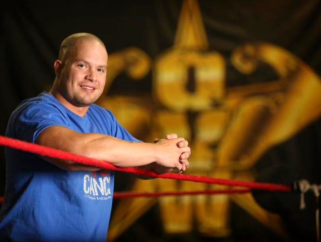 """Matt Cappotelli was awarded a WWE contract after winning """"Tough Enough III."""""""