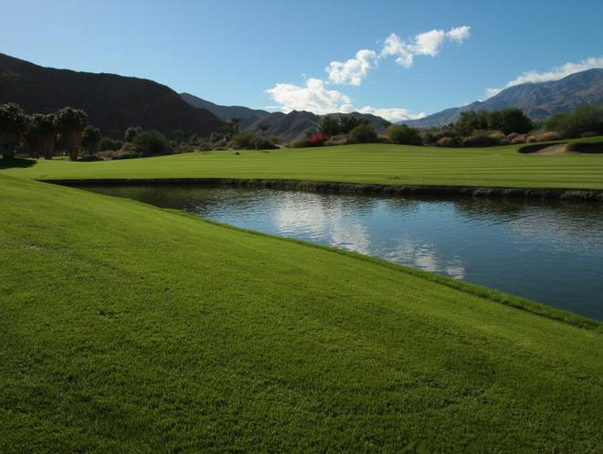 Representatives of golf courses announced plans Tuesday to create a task force focused on reducing the water footprint of the Coachella Valley's 124 golf courses.