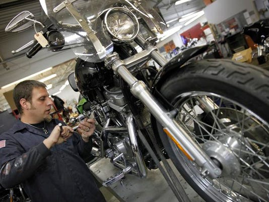 hot jobs motorcycle mechanics