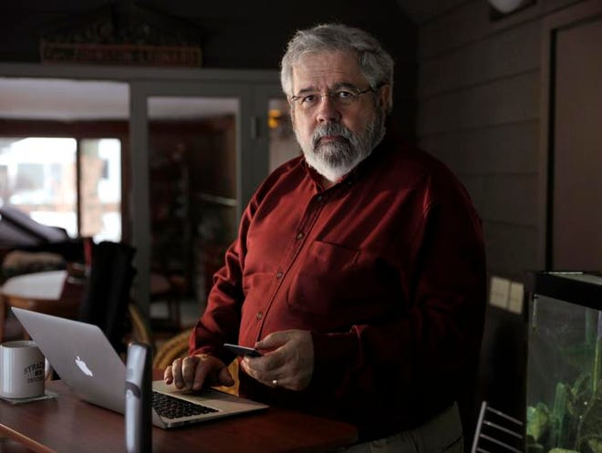 Though David Cay Johnston doesn't have a college degree, the prodigious reader teaches the history of tax law at Syracuse University College of Law.