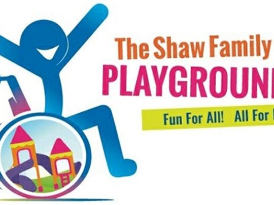 The Shaw Family Playground project official logo