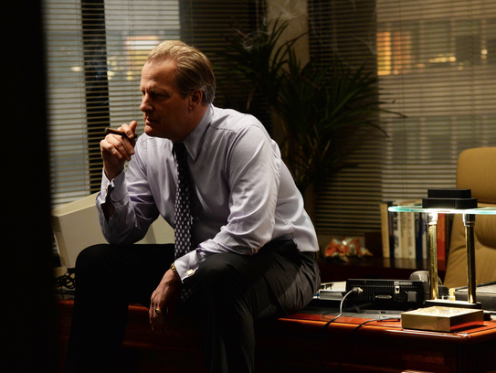 FBI counter-terrorist chief John O'Neill (Jeff Daniels)