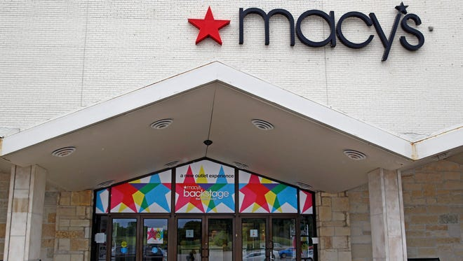 A shooting happened Saturday night by the entrance of Macy's at Mayfair Mall. Two step-brothers got involved in a minor altercation. The incident wasn't connected to the mall. A file photo of Macy's at Mayfair Mall.