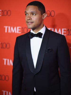 Trevor Noah host of The Daily Show.