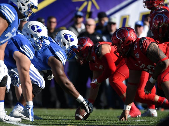 Utah takes on BYU in a big time rivalry tilt on Sept.