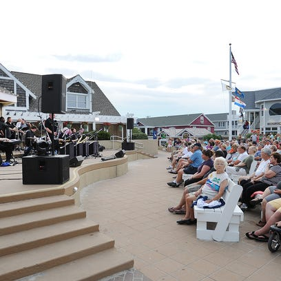 Bethany Beach announces 2017 summer concerts