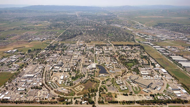 Lawrence Livermore National Laboratory in Livermore, Calif., which was founded by the University of California in 1952, has grown to a 1-square-mile campus with almost 6,000 employees. A private contractor consortium now operates it.
