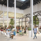 Northpark Mall is undergoing  a multi-million renovation. Once it is completed, it will have an upgraded food court area. This is a rendering of what it will look like.