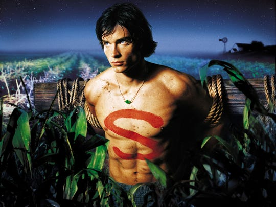 Tom Welling spent 10 seasons — a quarter of his life