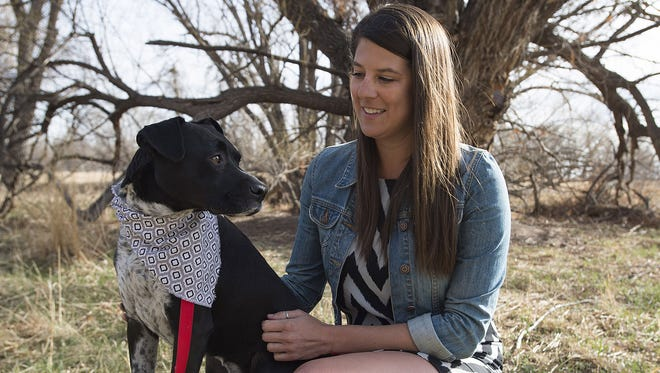 Candace Braden's dog, Finn, ingested a marijuana edible at a party and ended up in emergency veterinary care. Finn recovered after about 48 hours but Braden hopes their story will raise awareness on the effect marijuana could have on pets.