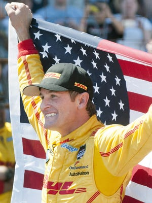 Indianapolis 500 champion Ryan Hunter-Reay is still at the center of controversy from the NOLA Motorsports Park crash.