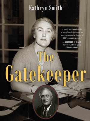 """The Gatekeeper"" author Kathryn Smith will read from her new book Friday."